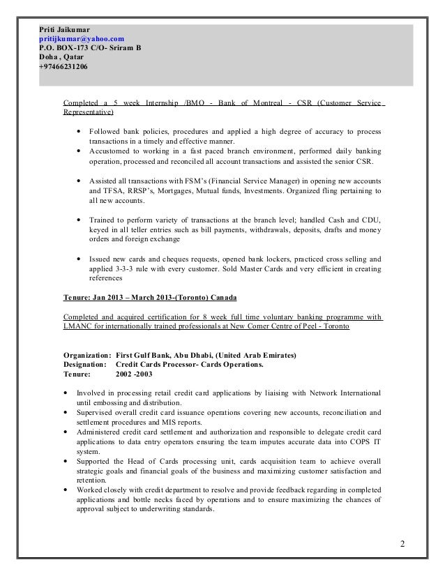 Famous Customer Service Manager Resume Montreal Pattern ...