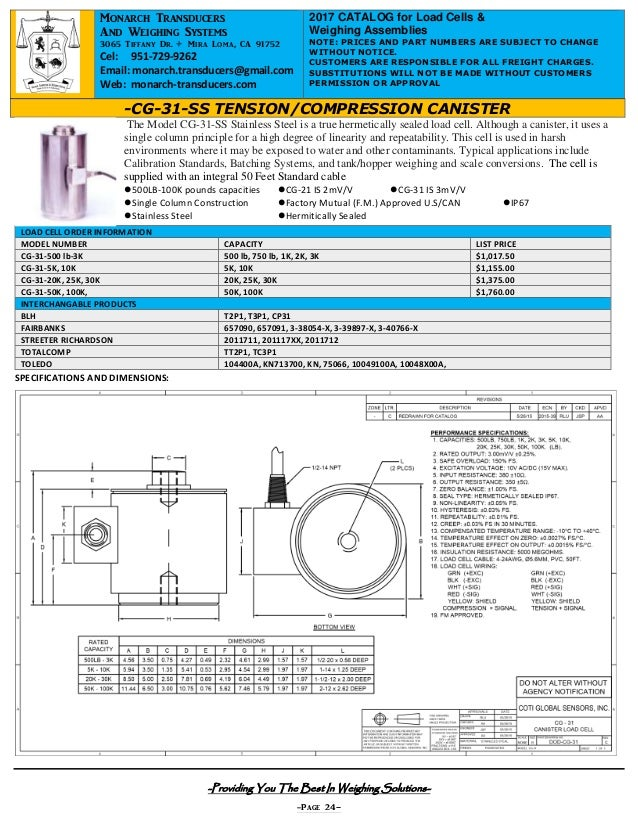 monarch transducers 2017 load cell catalog 010117 autosaved 24 638?cb=1483659164 instron load cell wiring diagram load cell gearbox, pinout instron load cell wiring diagram at gsmportal.co
