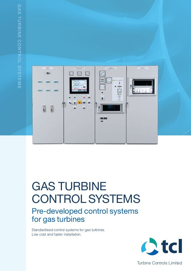 TCL Gas Turbine Control Systems