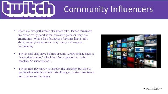 how to get people to subscribe to twitch