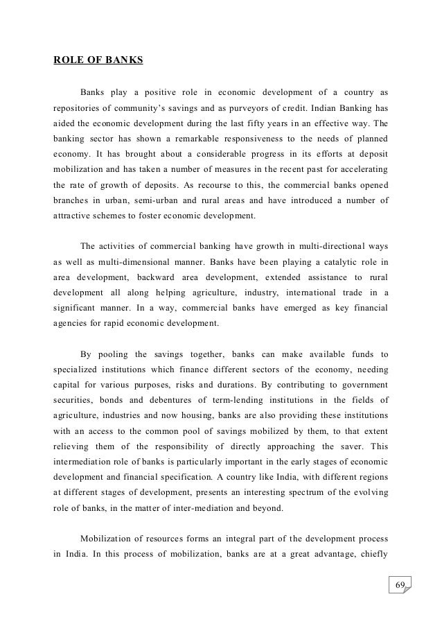 study of deposit mobilization in state Deposit mobilization is an integral part of banking activity mobilization of savings through intensive deposit collection has been regarded as the major task of banking in india acceptance of deposits is the primary function of commercial banks as such, deposit mobilization is one of the basic.