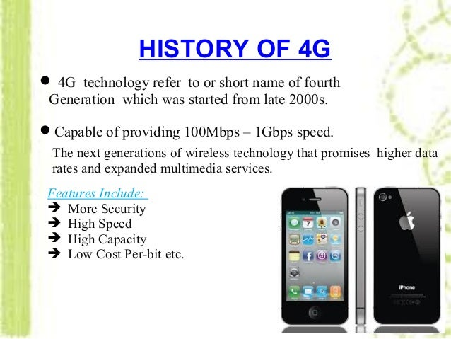 3g and 4g mobile phones - mobile 3g