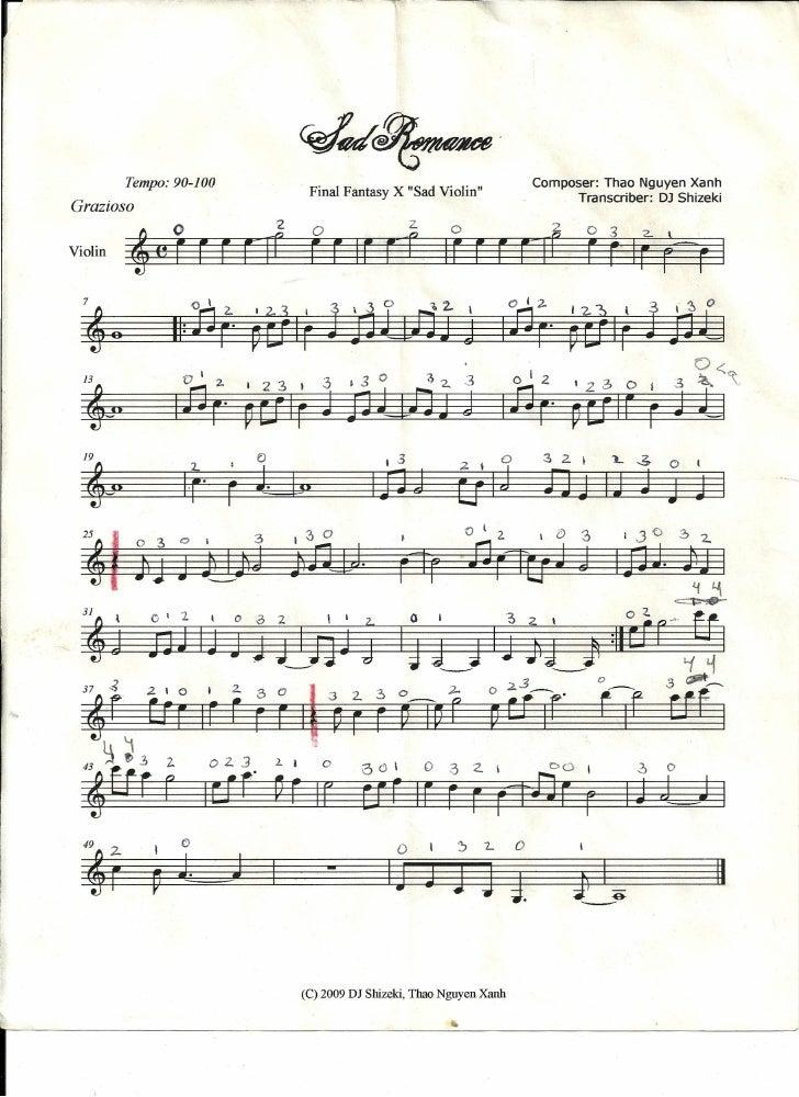 Tempo: 90-100                                                                    Composer: Thao Nguyen Xanh               ...
