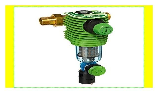 Grünbeck Boxer RD 1 Rückspülfilter Druckminderer Hauswasserstation Wasserfilter