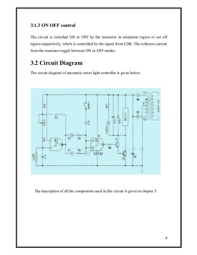 Street Light Timer Wiring Diagram - Wiring Diagram