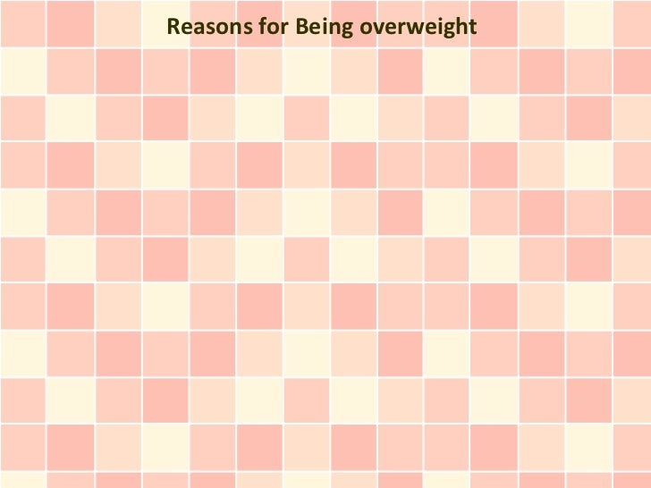 causes and solutions of obesity Possible solutions ryan said that successful weight-loss programs require multiple coaching sessions to help people fight obesity successful strategies include:.