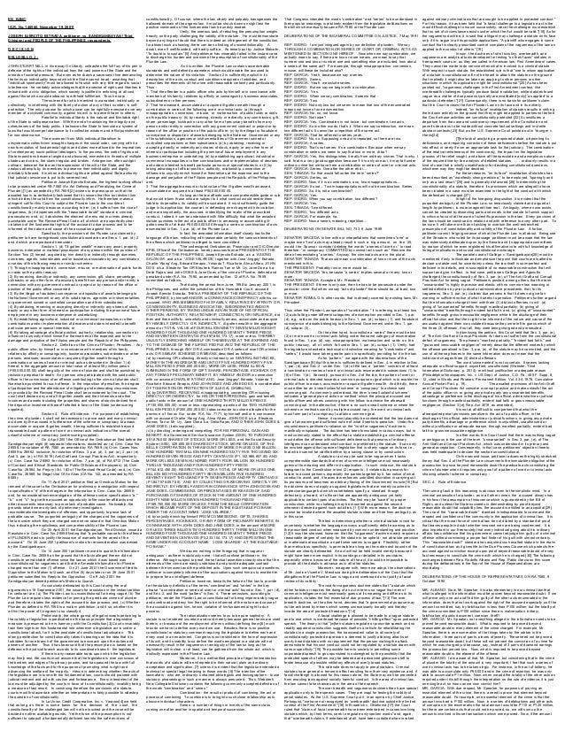 EN BANC [G.R. No. 148560. November 19, 2001] JOSEPH EJERCITO ESTRADA, petitioner, vs. SANDIGANBAYAN (Third Division) and P...