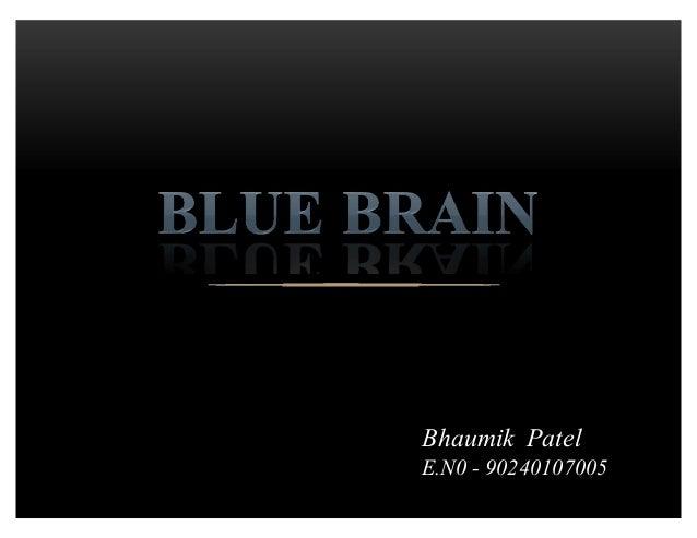 Bhaumik PatelE.N0 - 90240107005