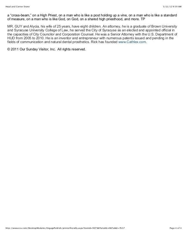 3/11/12 9:59 AMHead and Corner Stone Page 4 of 4http://www.osv.com/DesktopModules/EngagePublish/printerfriendly.aspx?itemI...