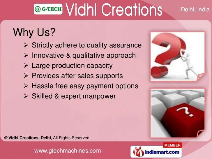 Vidhi Creations Delhi India Slide 3