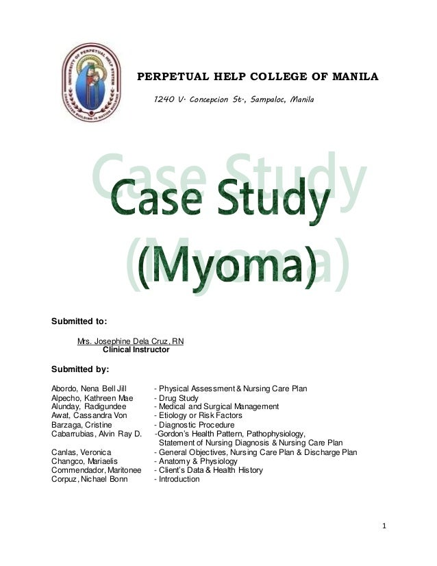 nsd case study scribd