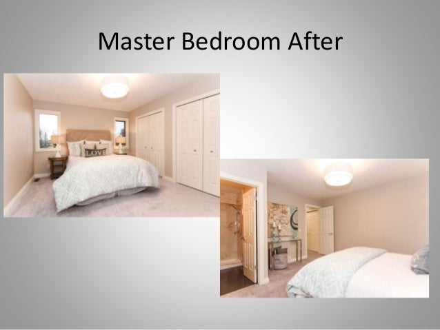 Bedroom Renovation Before And After renovation before and after presentation