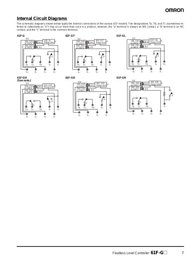 61 f floatless level controller datasheet 7 internal circuit diagramsthe schematic asfbconference2016 Images