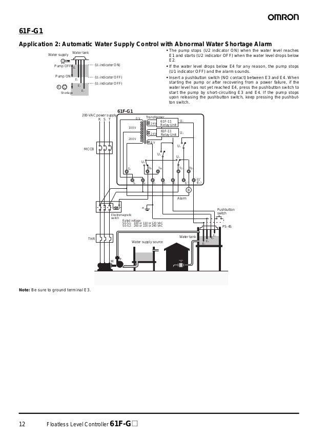 61f floatless level controller datasheet rh slideshare net