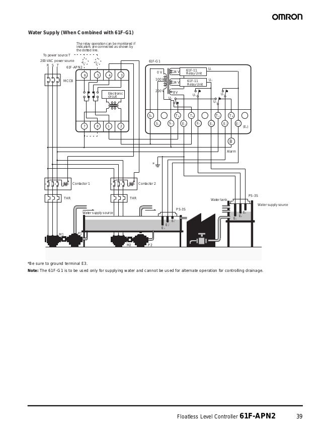 Omron Floatless Level Switch Wiring Diagram : 43 Wiring