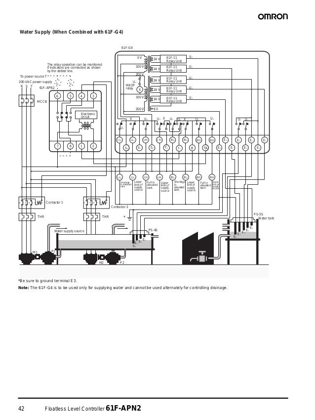 61f Floatless Level Controller Datasheet