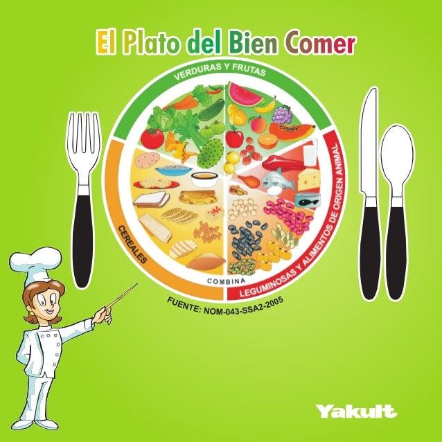 El Plato Del Buen Comer