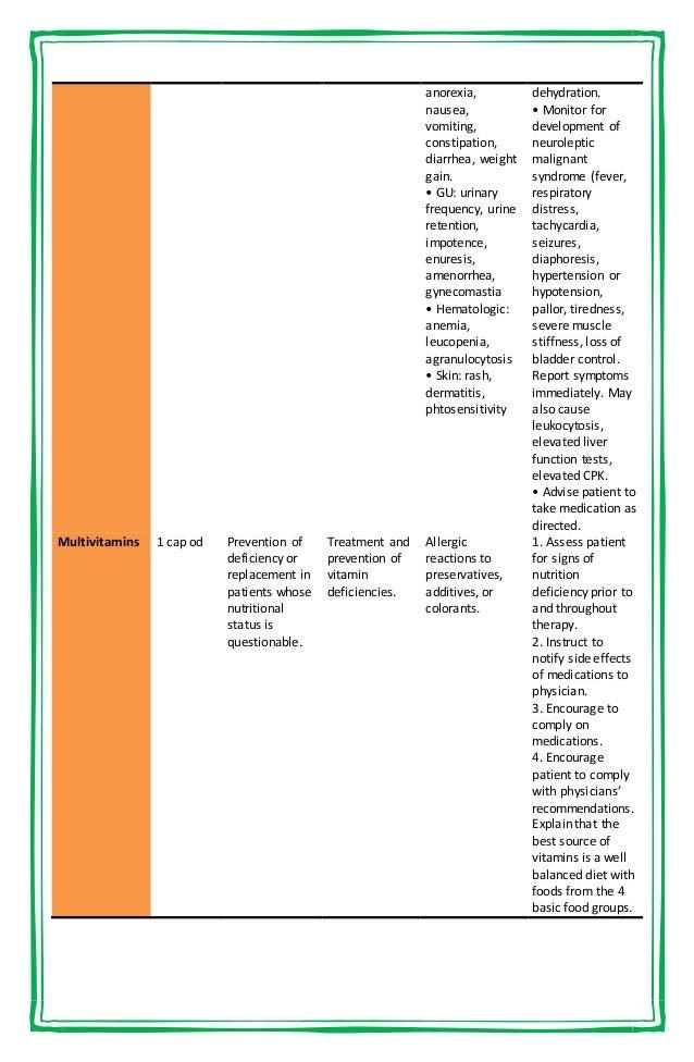 Case study of bipolar 1 disorder