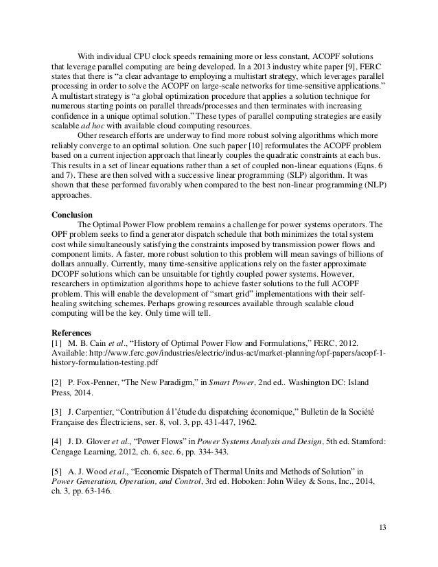 Dfisher Etls 747 Paper Optimal Power Flow