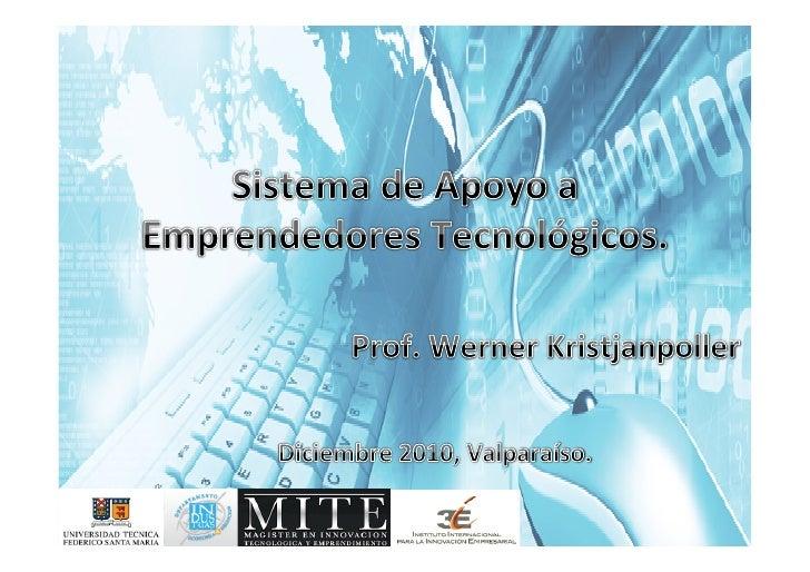 INCUBACIÓN                              EMPRENDIMIENTO      Creación de empresas                Desarrollo de...