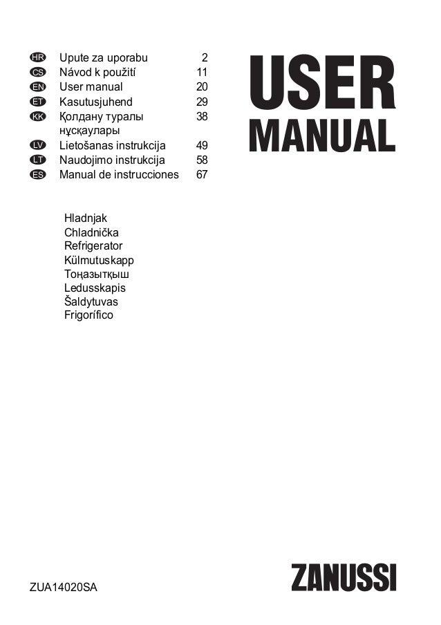 HR Upute za uporabu 2 CS Návod k použití 11 EN User manual 20 ET Kasutusjuhend 29 KK Қолдану туралы нұсқаулары 38 LV Lieto...