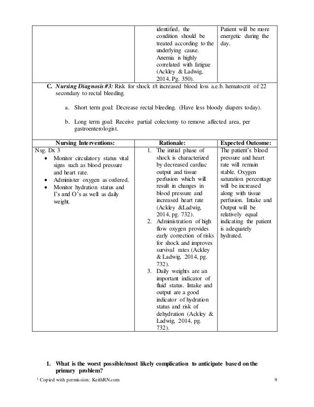 nursing care plan for sigmiod colectomy Care of the patient with a stoma, for whatever reason it may have been   transverse colectomy, sigmoid colectomy hartmann's procedure: resection of  the  siting, selecting and fitting appliances, referrals, planning discharge and  follow-up.