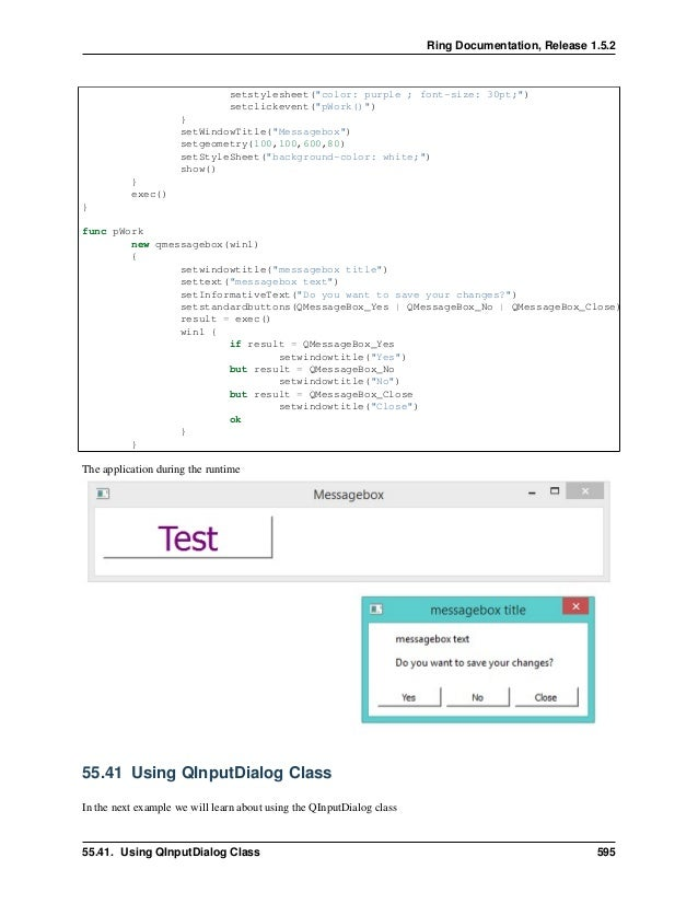 The Ring programming language version 1 5 2 book - Part 63 of 181