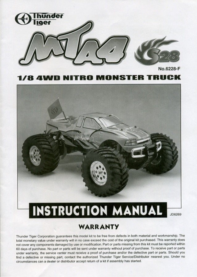 Manuale MTA-4 S28