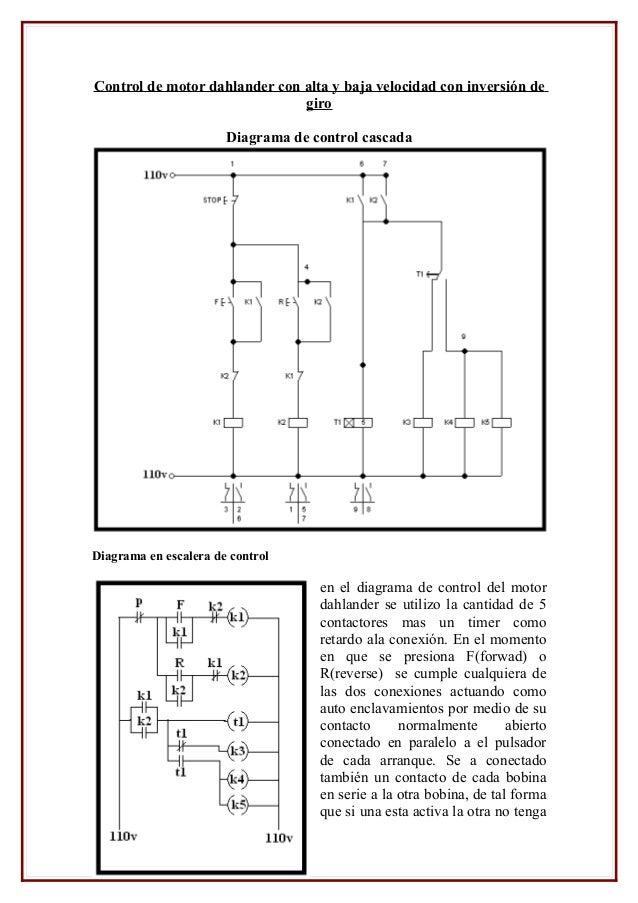 Todos los diagramas for Motor para cascada