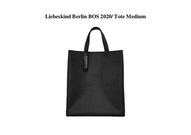 Liebeskind Berlin BOS 2020/ Tote Medium