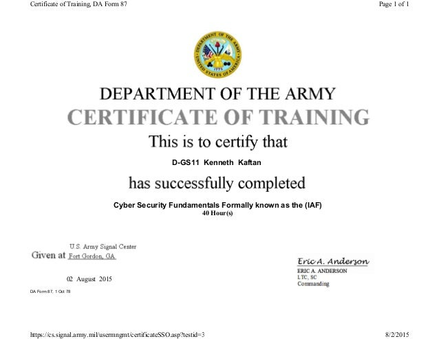 Cyber Security Fundamentals