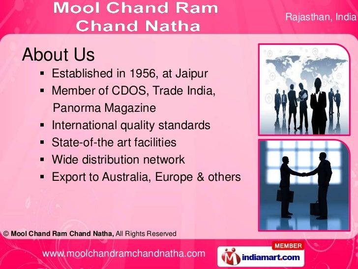 Jain Statues by Mool Chand Ram Chand Natha Jaipur Slide 2