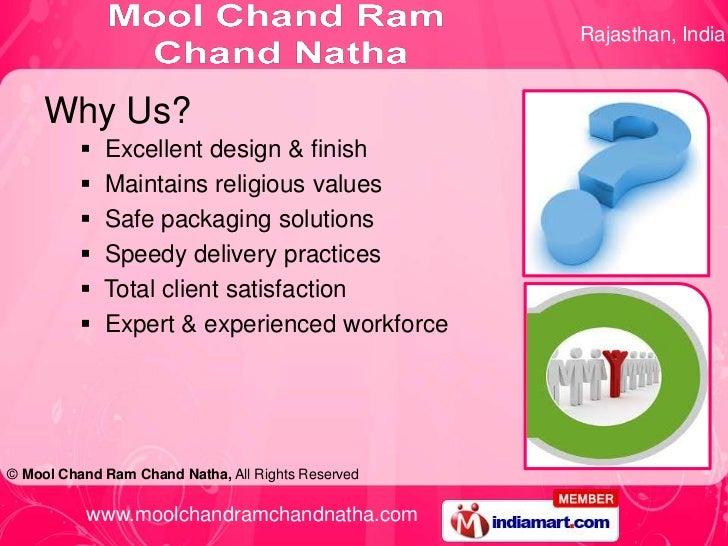 Jain Statues by Mool Chand Ram Chand Natha Jaipur Slide 3