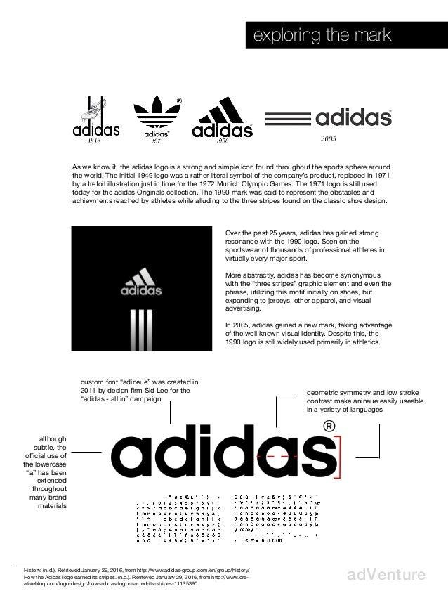 adidas originals brand identity,adidas originals classroom