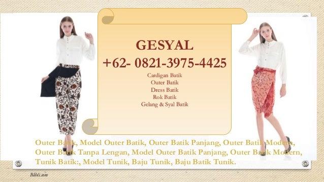 62821 3975 4425 Celana Kulot Celana Batik Kulot Model Celana Batik