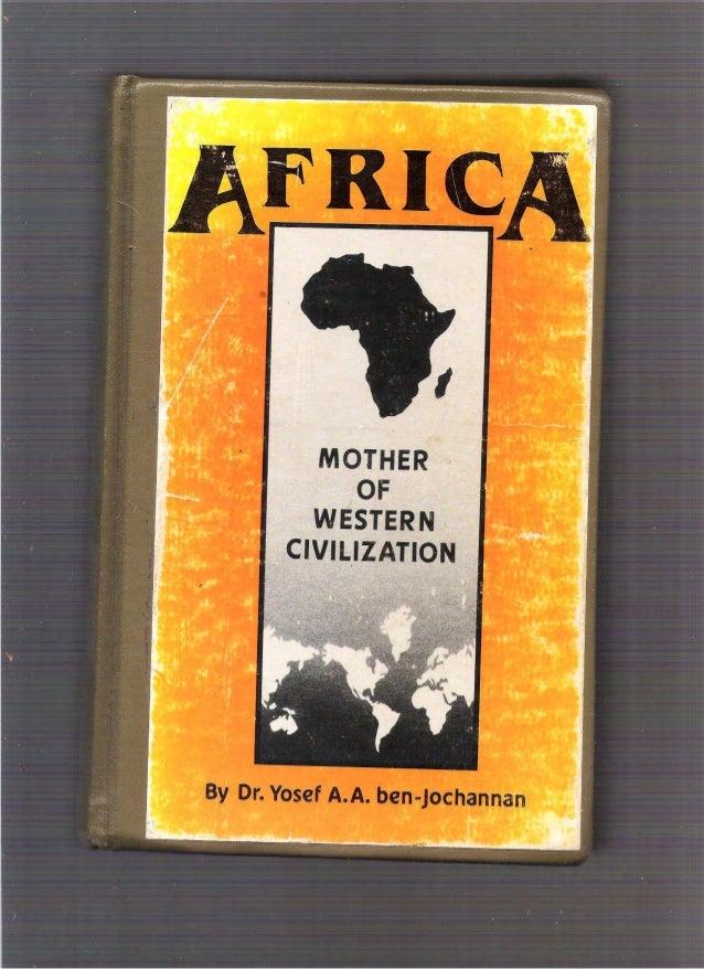62951480 africa-mother-of-western-dr-yosef-ben-jochannan