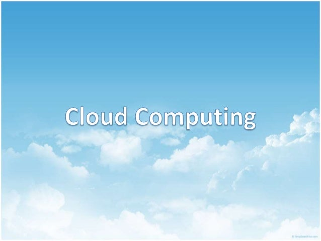 Agenda  What is Cloud Computing?  Milestone of Cloud Computing  Common Attributes of Cloud Computing  Cloud Service La...