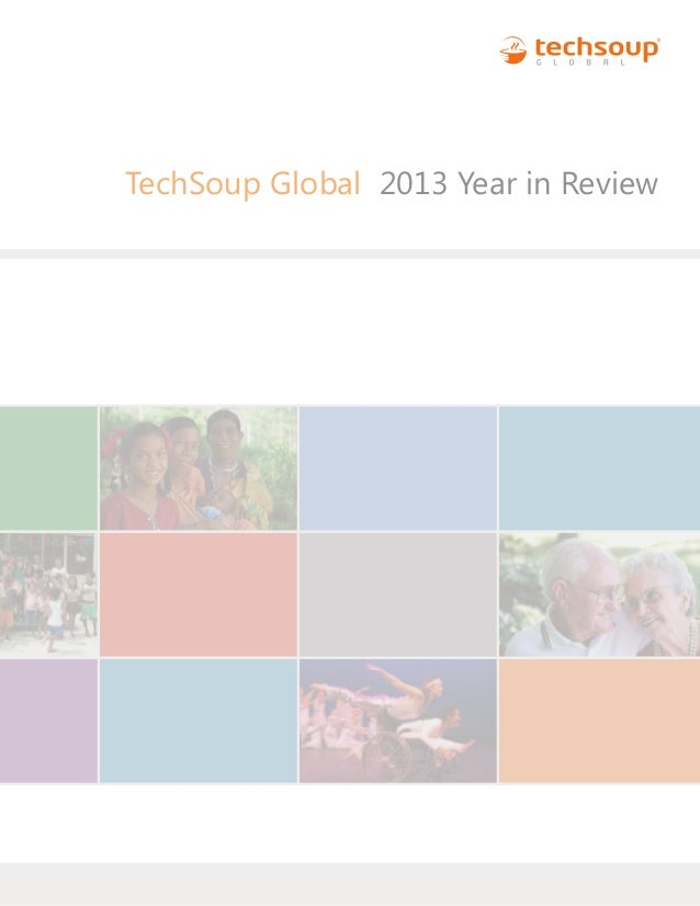 TechSoup Global 2013 Year in Review