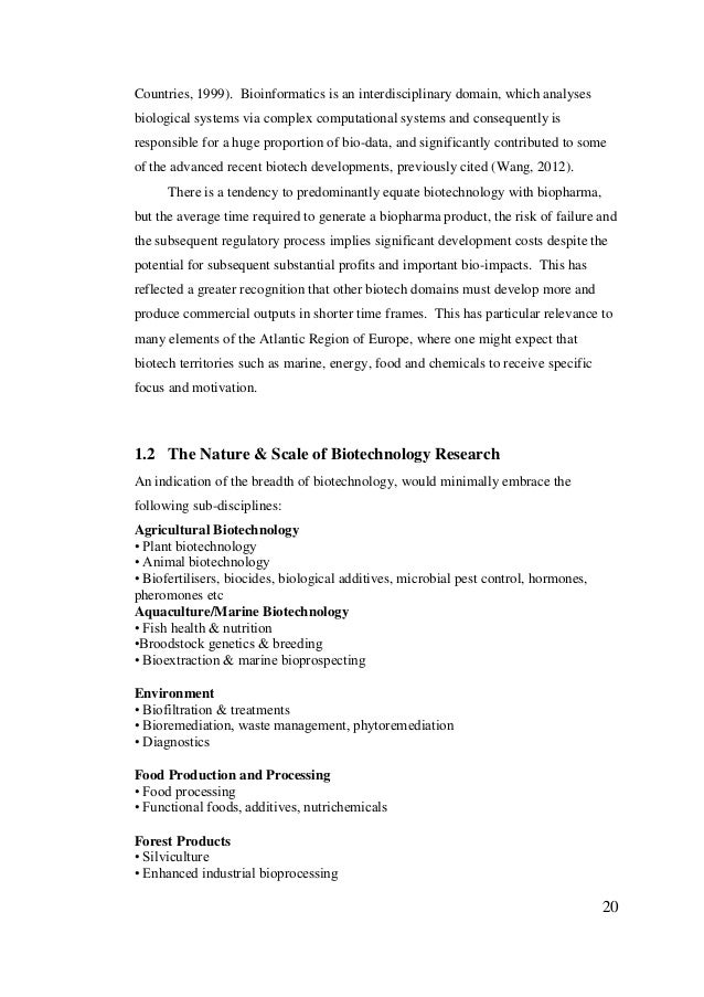 bioinformatics research papers The volume of biological data collected during the course of biomedical research has exploded, thanks in large part to powerful new research technologies.