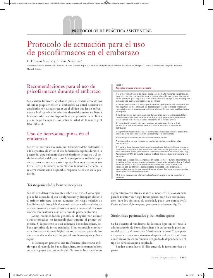 Documento descargado de http://www.elsevier.es el 10/05/2012. Copia para uso personal, se prohíbe la transmisión de este d...