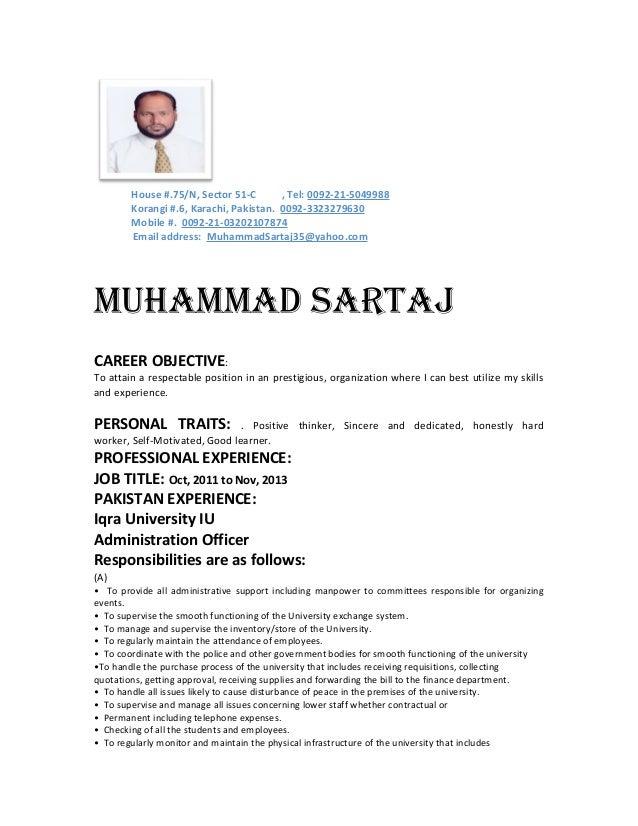 House #.75/N, Sector 51-C , Tel: 0092-21-5049988 Korangi #.6, Karachi, Pakistan. 0092-3323279630 Mobile #. 0092-21-0320210...