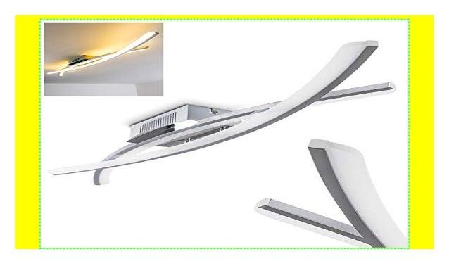 LED Deckenlampe Perano – Deckenleuchte Wohnzimmer im ...