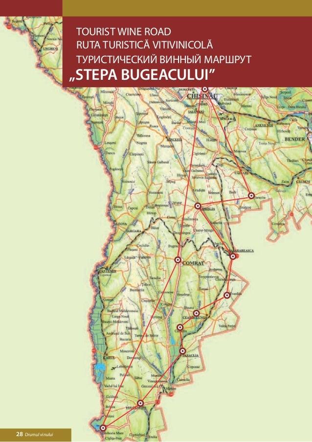 """""""STEPA BUGEACULUI""""    Drumul vinului   31"""