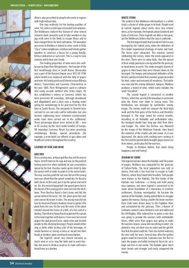 Wine Guide in Moldova