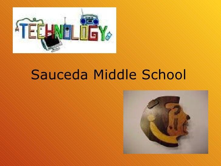 Sauceda Middle School