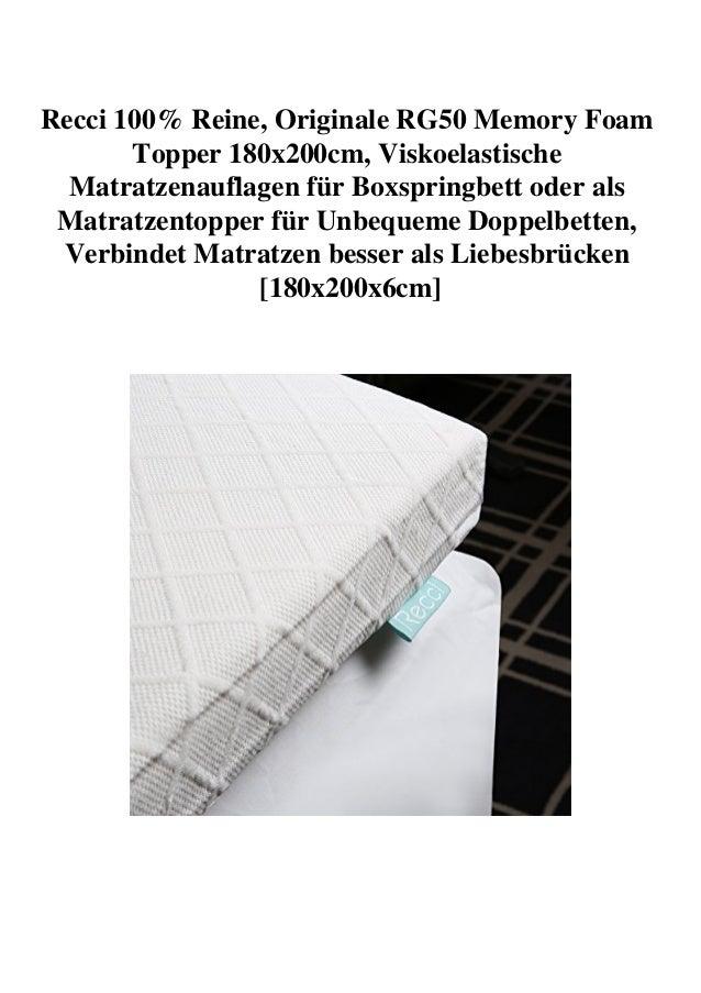 Fabelhaft Matratze 160x200 Test Bestand An Matratze Dekoration