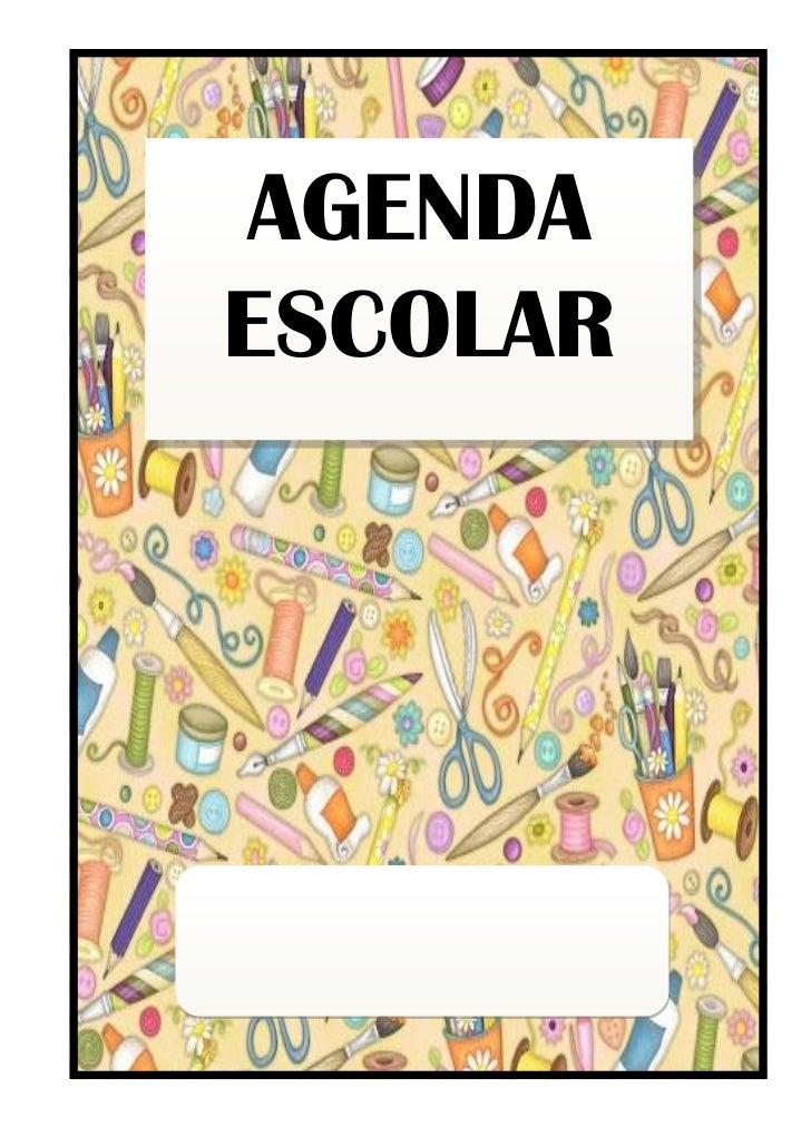 Dibujos Para Decorar Agenda Escolar