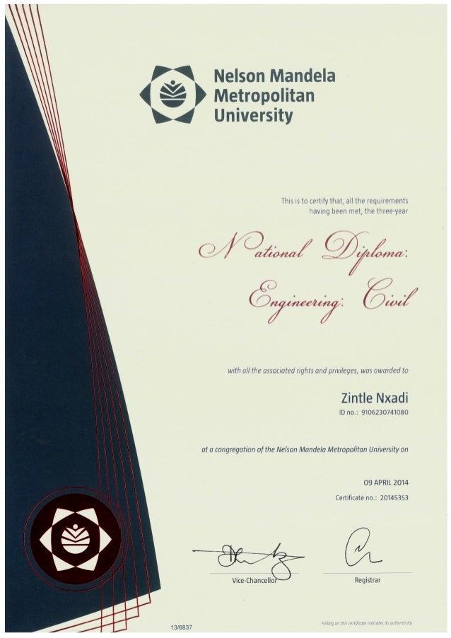 certificate civil engineering slideshare ndip upcoming