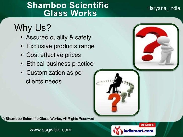 Scientific Equipment by Shamboo Scientific Glass Works Ambala Slide 3