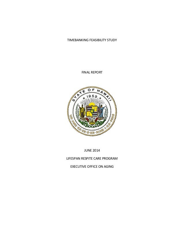 LRP_2014 Feasibility Report